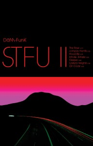"Image of DāM-FunK ""STFU II"" Special Limited Cassette (100 pieces)"