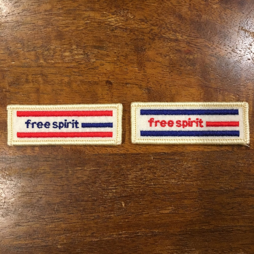 Image of Free Spirit Patch