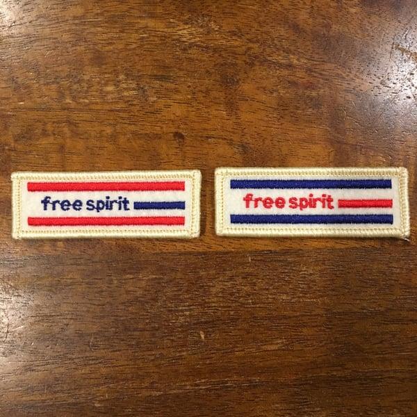 Image of Free Spirit Patch