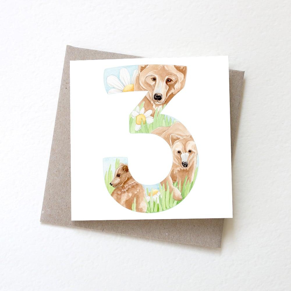 Image of Three Bears