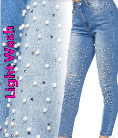 "Image of ""Pearls & Bling"" Pants"