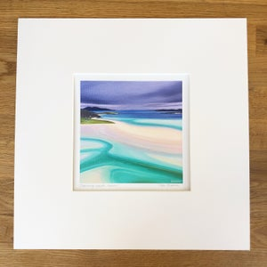 Image of Dancing sands, Harris giclée print