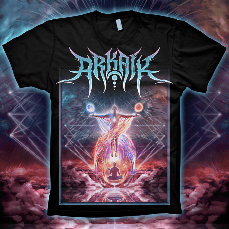 Image of ARKAIK - Supernal Flame T-Shirt