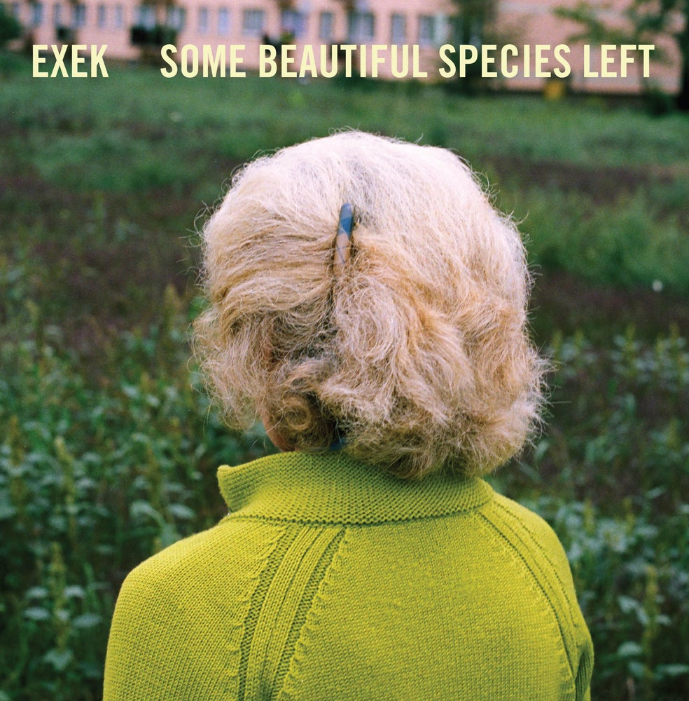 "Image of EXEK ""Some Beautiful Species Left"" LP (SDZ024)"