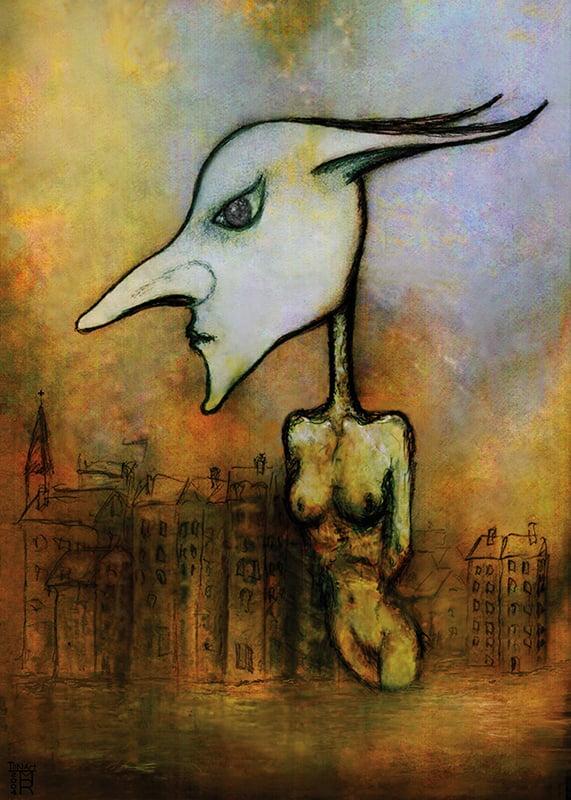 Image of Strange Bird