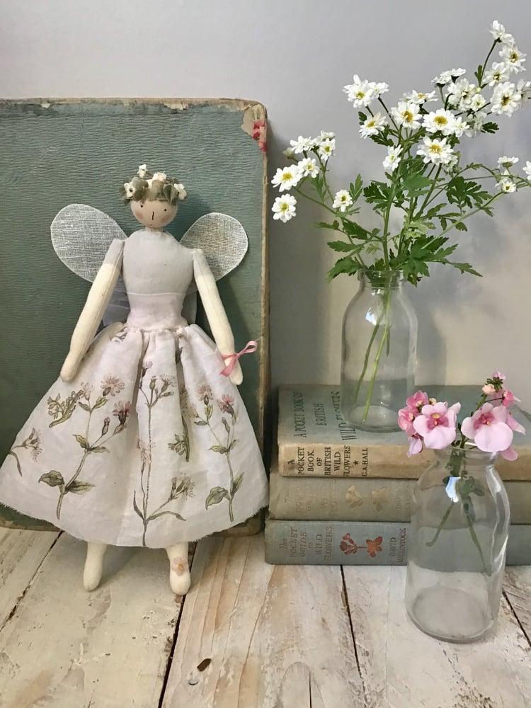 Image of Botanical fairy -pink