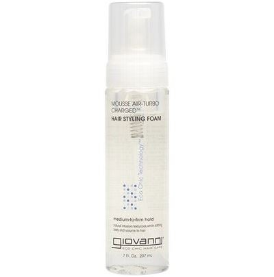 Image of Giovanni Mousse Air-Turbo Charged™ Hair Styling Foam | 207ml