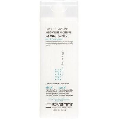 Giovanni Direct Leave-In™ Weightless Moisture Conditioner | 250ml