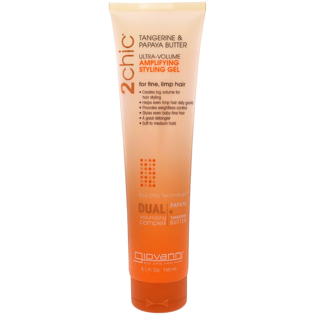 Image of Giovanni 2chic® Ultra-Volume™ Amplifying Styling Gel | 150ml