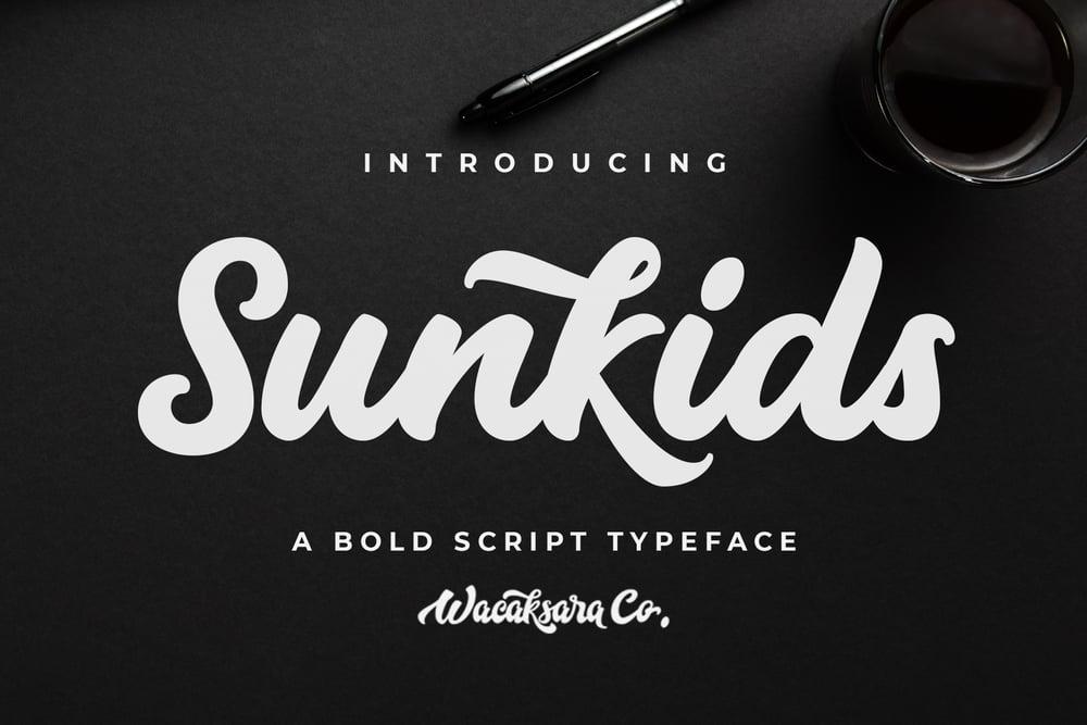 Image of Sunkids Script