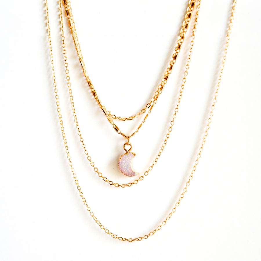 Image of Selena Multi-Layer Necklace