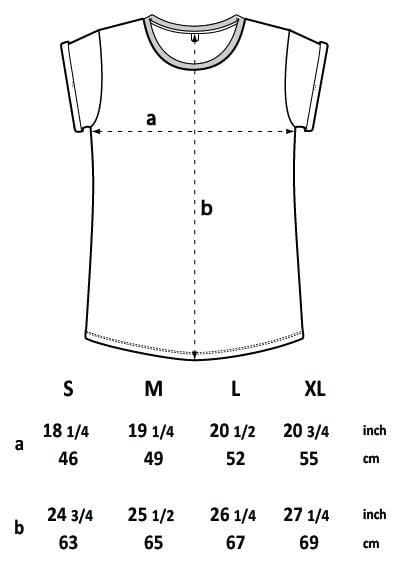 Image of Mr Death Black Girls Roll Sleeve T-shirt