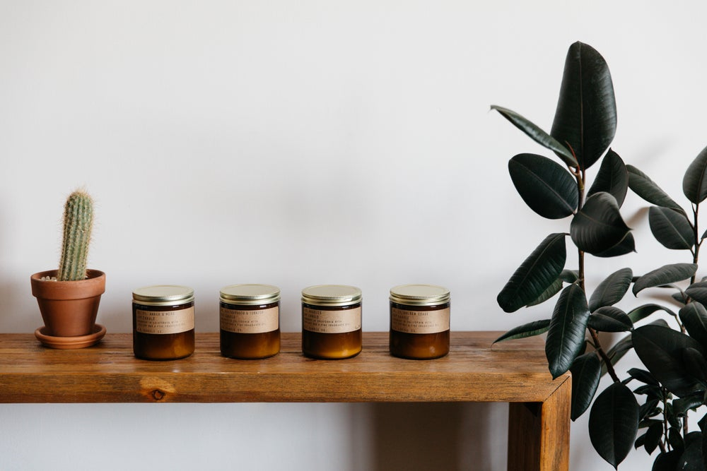 Image of PF Candle Co Soy Jar Candle (standard)