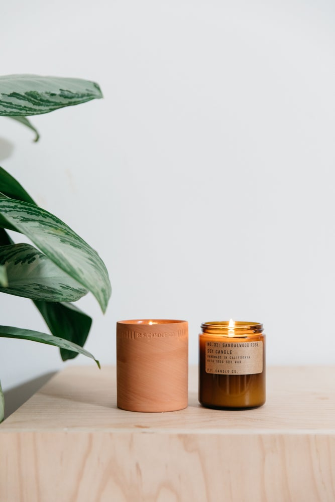 Image of PF Candle Co Soy Jar candle (mini)