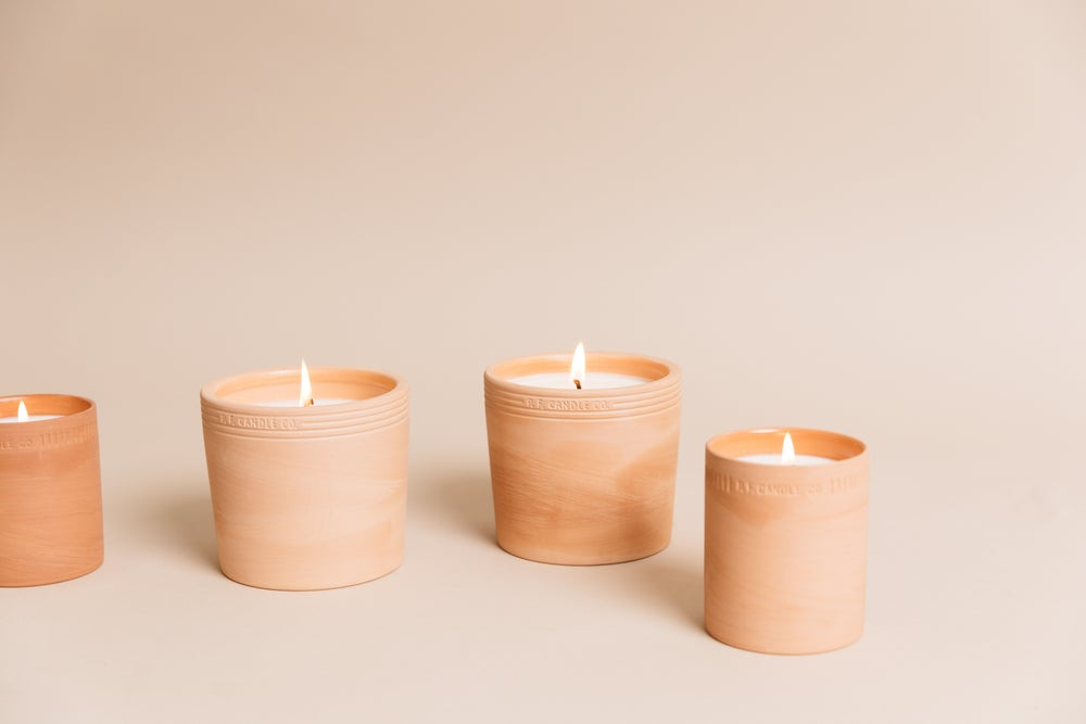 Image of PF Candle Co Terra Soy candle