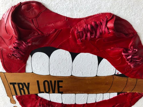 Image of TRY LOVE