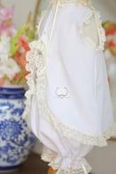 Image 4 of New Lyla Heirloom Dress & Bonnet Set