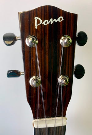 Image of Pono Solid Spruce & Acacia Tenor (Model ATD-SP)