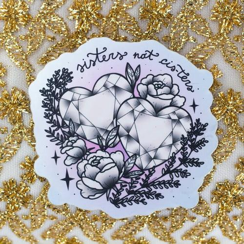 Image of Feminist Flash Sticker Set