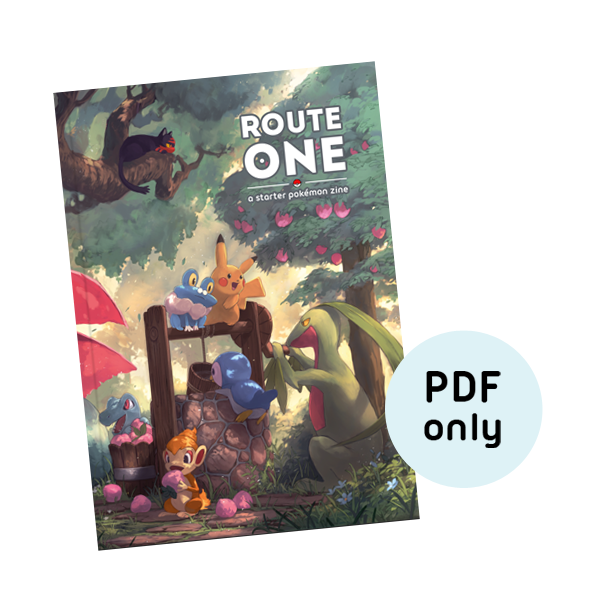 Image of Route One - Trainer Edition (PDF only)