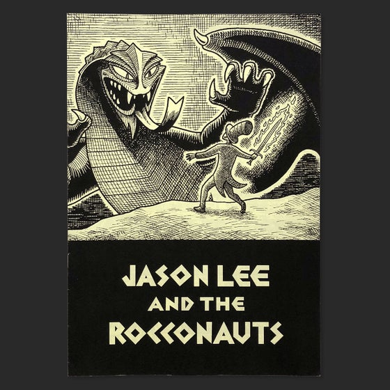 Image of Jason Lee and the Rocconauts