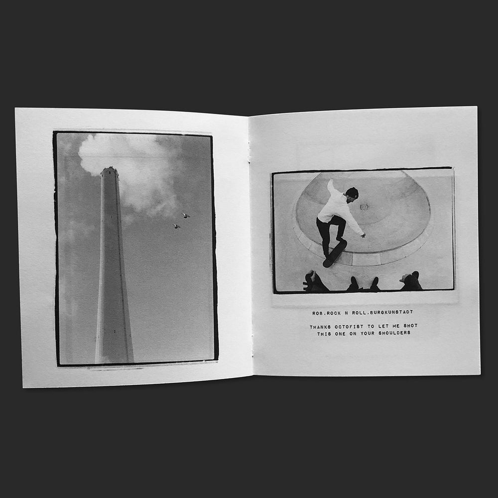 Image of Zine 02/2018 - Skateboarding #2