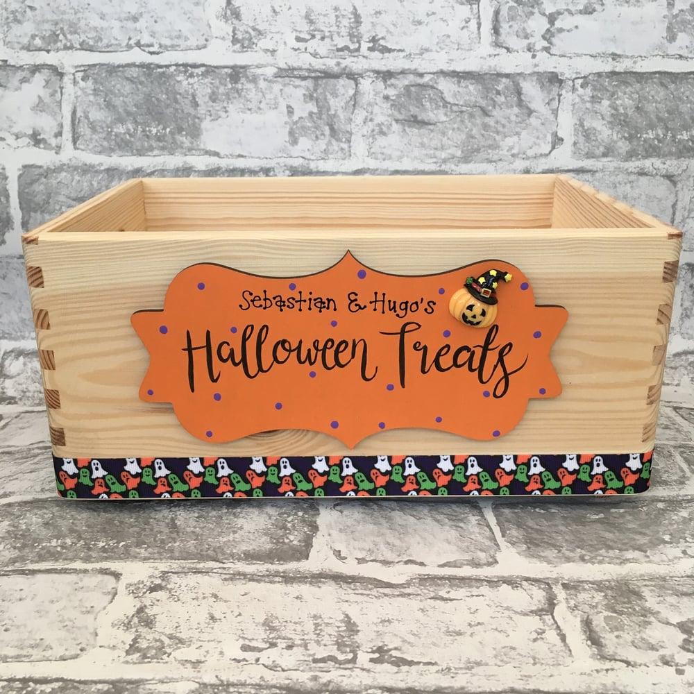 Image of Halloween Treats Crate