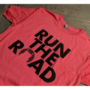 Image of Run The Road T Shirt