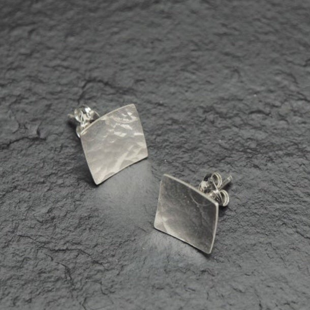 Image of solid square studs
