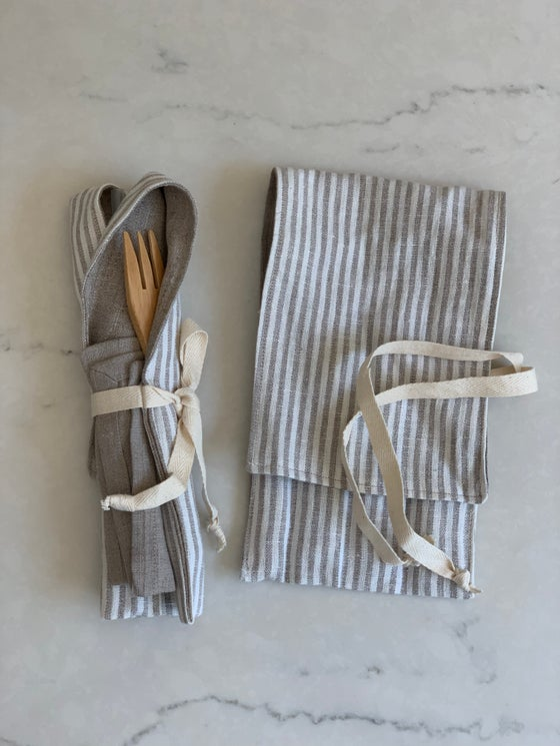 Image of Cutlery Set + Holder