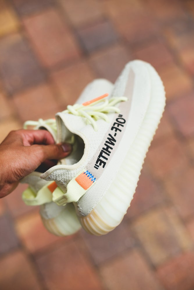 "Image of Yeezy butter ""off-white"" inspired"