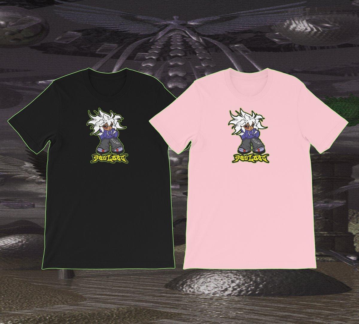 Image of Techno Daisy Shirt