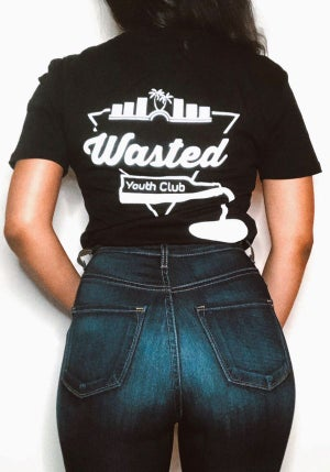 "Image of Wasted Youth Club ""Vice"" Unisex"