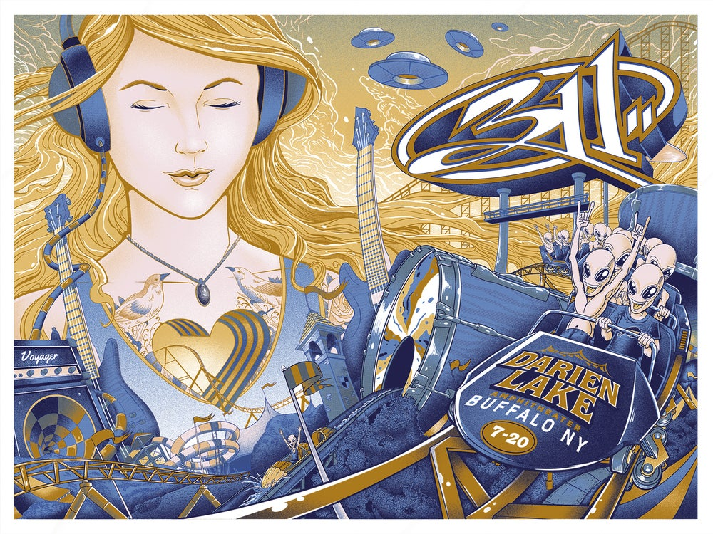 Image of 311 Buffalo Posters