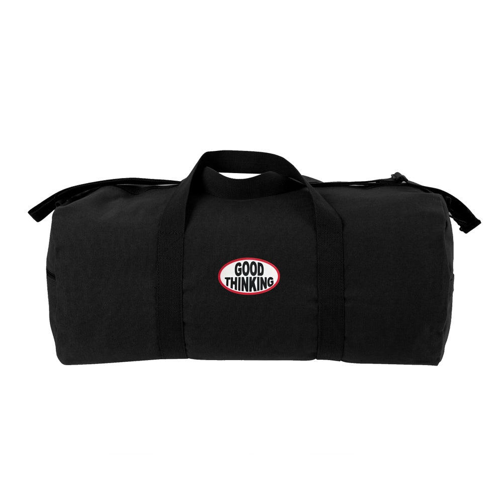 Image of Oval Shoulder Duffle