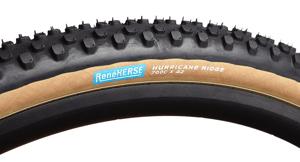 Image of    René HERSE Hurricane Ridge Tire 700C x 42 TC