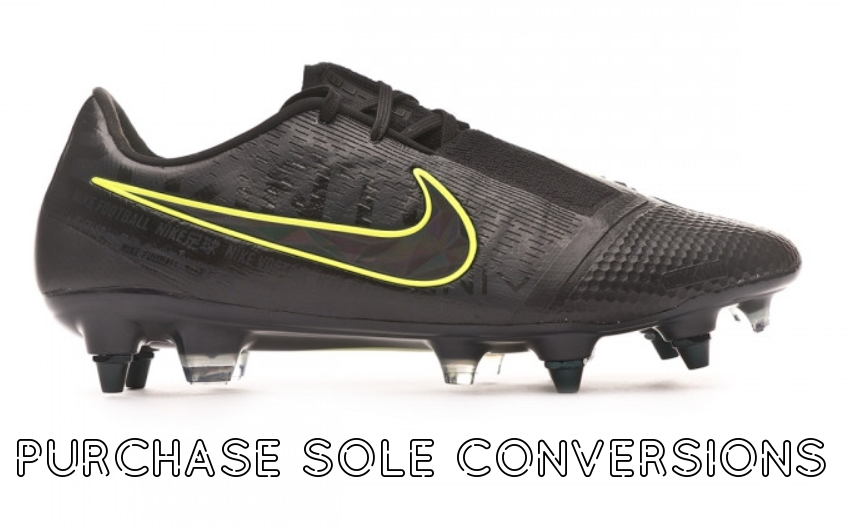 Image of Professional Sole Conversion