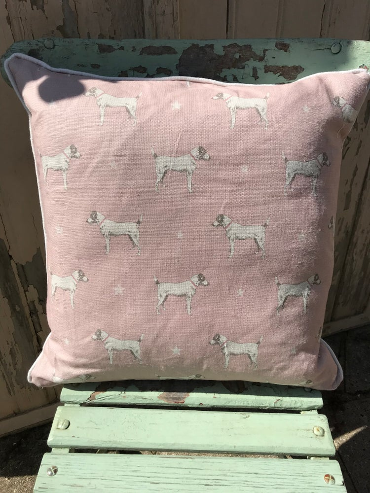 Image of Jack Russell Square Cushion