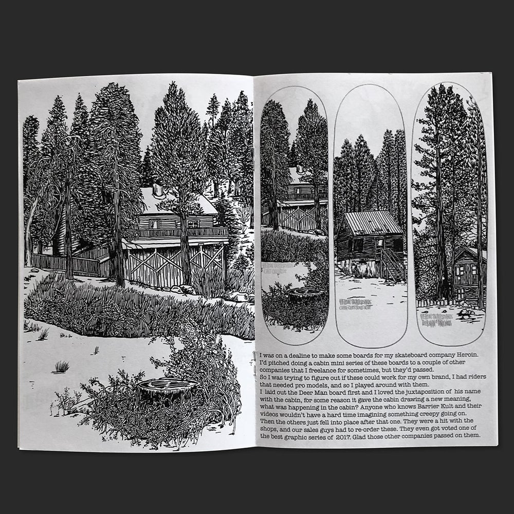 Image of Cabin Sketches