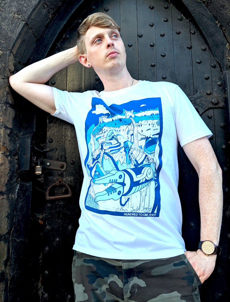 Image of Protector Of The Source Unisex T-Shirt