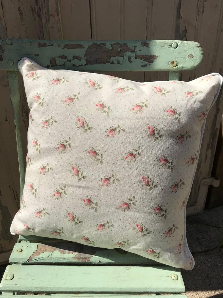 Image of Rosebud Cushion