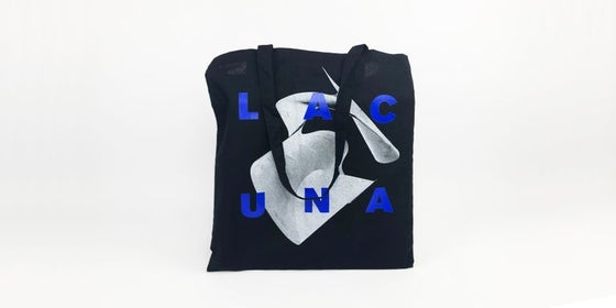 Image of TRIXIE WHITLEY – LACUNA TOTEBAG