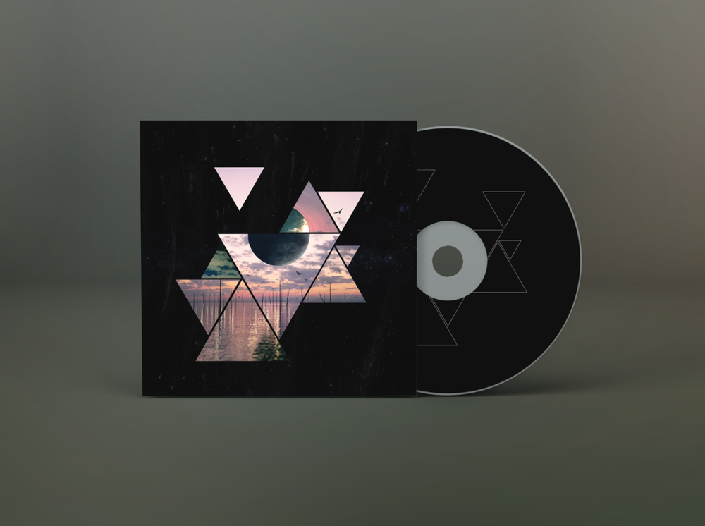 Image of SUNLESS - CD Album