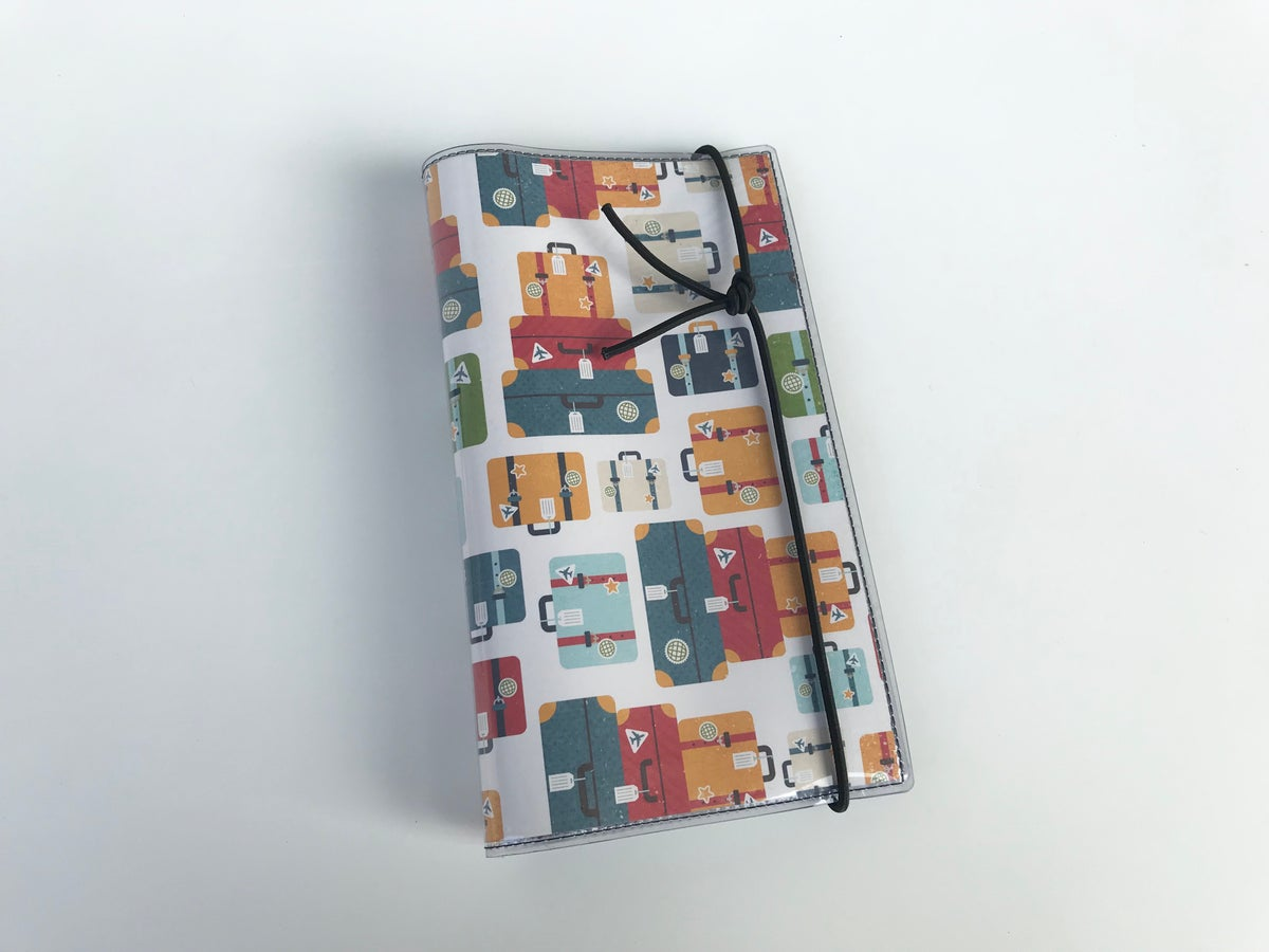 Portatessere 60 card Valigie