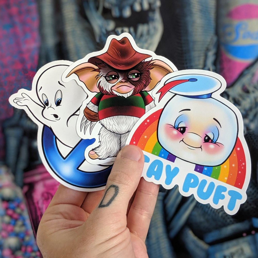 Image of STICKER PACK (3)