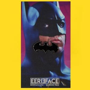 Image of Bat Logo '92 enamel pin