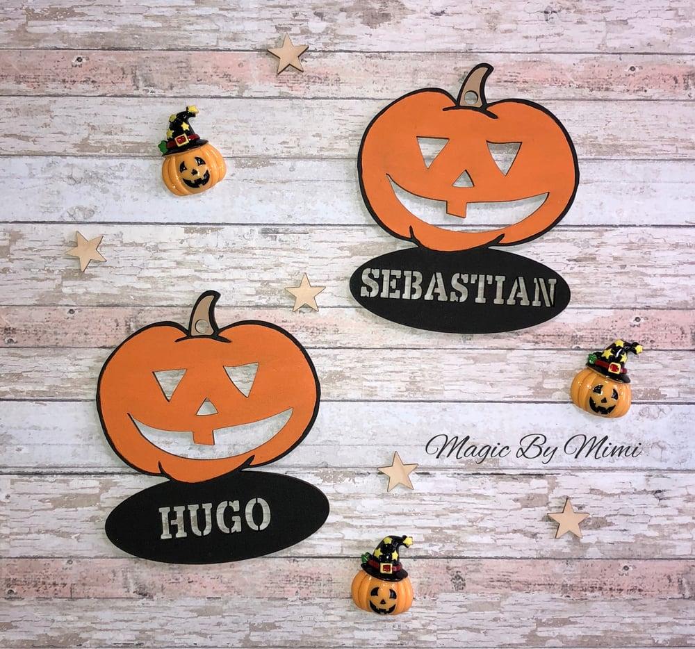 Image of Pumpkin Decoration