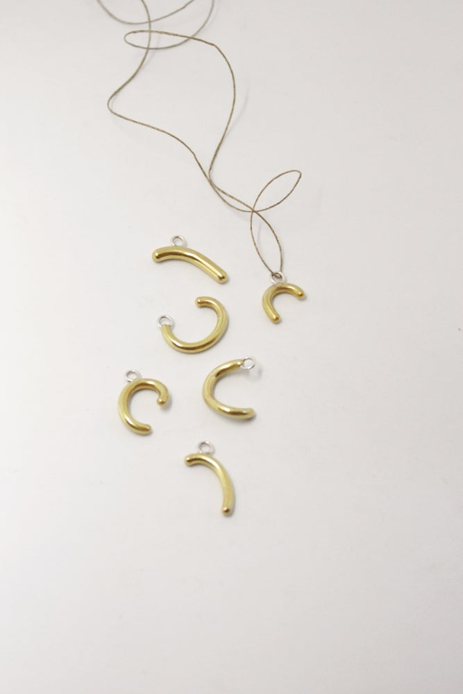 Image of WORM PENDANTS
