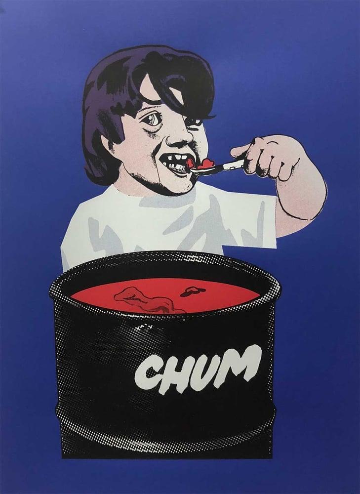 "Image of ""CHUM"" print"