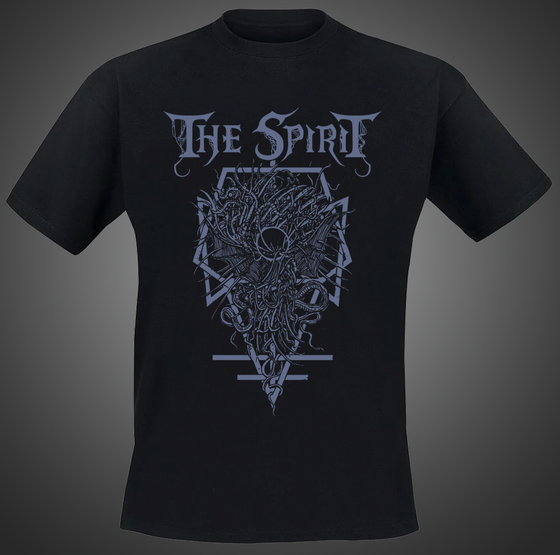"Image of Shirt ""Symbol of Kaos"" black"